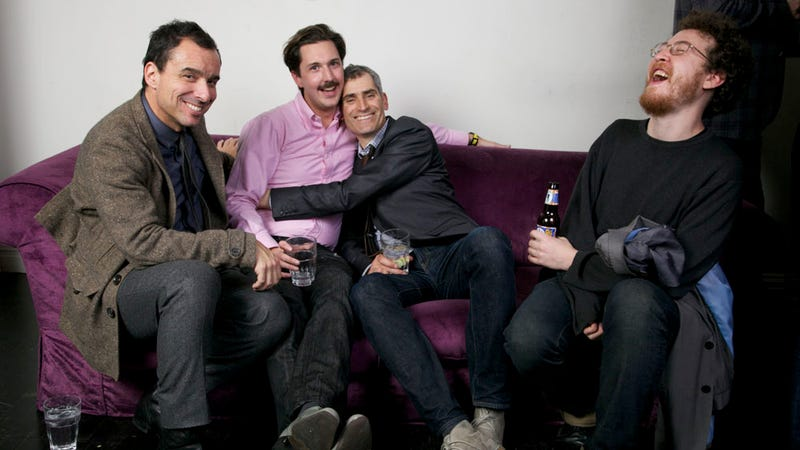 Gawker Welcomes the Guardian Staff to Soho