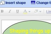 Google Presentations Adds PDF Saving, Shapes