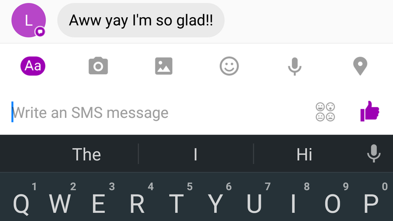SMS Conversations Return In the Latest Facebook Messenger Beta