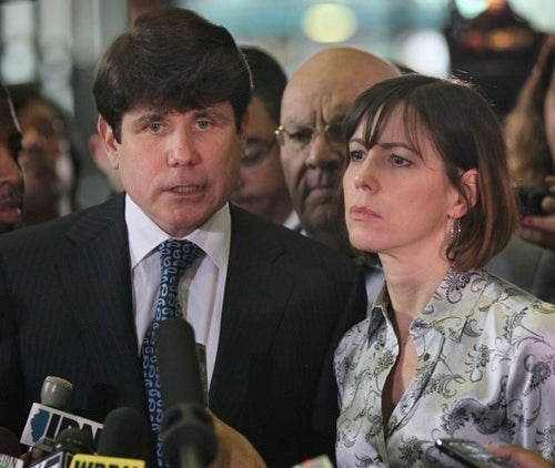 Rod Blagojevich Favored $2,500 Shirts and $195 Ties