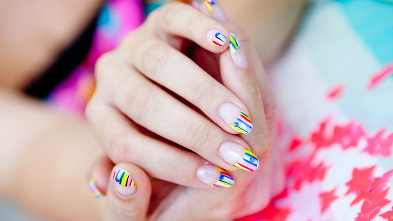 Your Gel Manicure Is Cute, But It Might Be Giving You Cancer