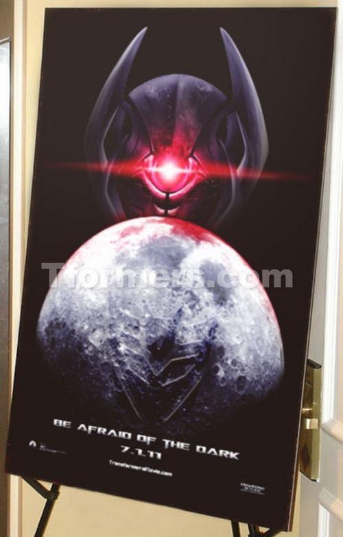 Transformers 3 Teaser Poster?