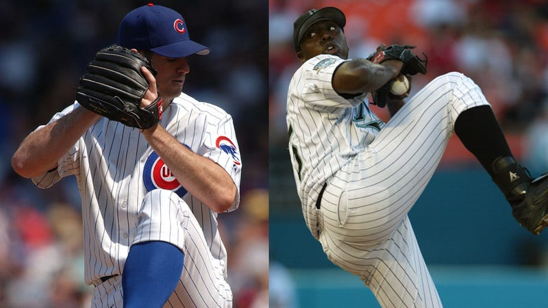 Dontrelle Willis Retires. Mark Prior Tries To Make A Comeback. Baseball Remains A Sadistic Bastard.