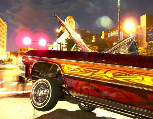 Hot Latin Nights Kicks Off Week Of Woodward Cruising With Hydraulic Hijinks