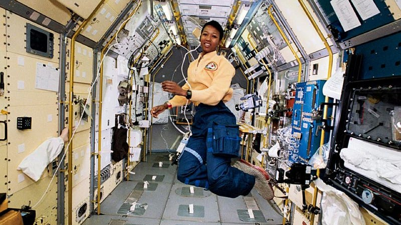 Mae Jemison always knew she would go to space