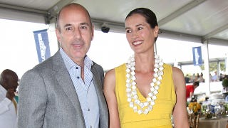 Secret 'Notorious Womanizer' Matt Lauer Is Leaving His Wife