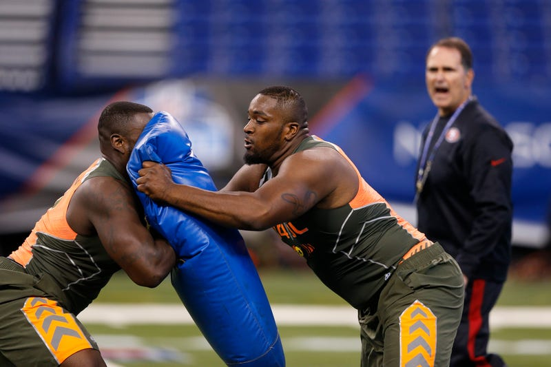 Seantrel Henderson Failed A Drug Test At The Combine