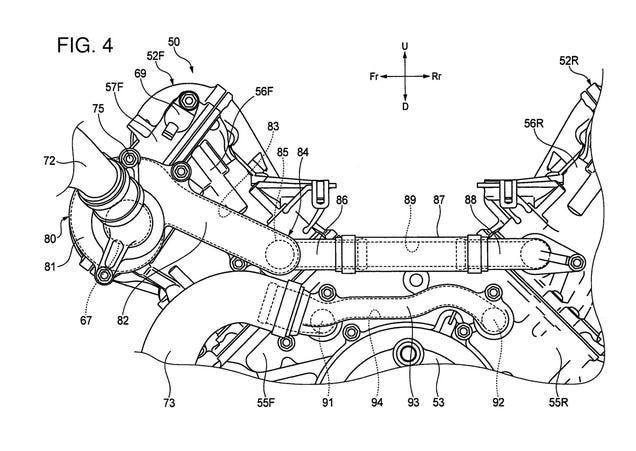Street Bike Drawings Honda's $100,000 Street Bike