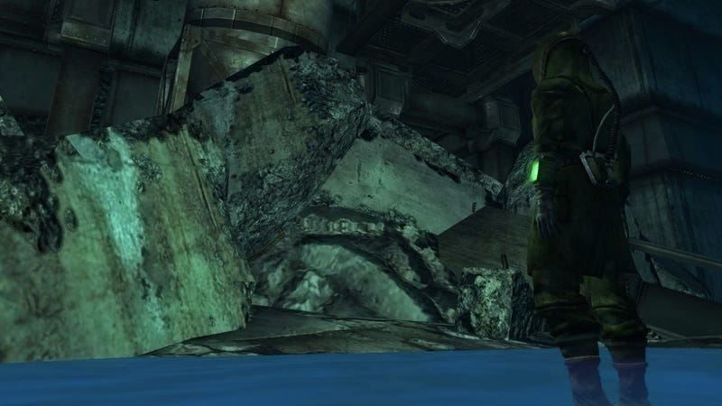 Fukushima Nuclear Plant Recreated In Fallout 3