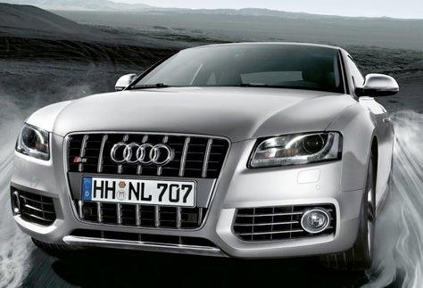 Audi S5 Images Revealed