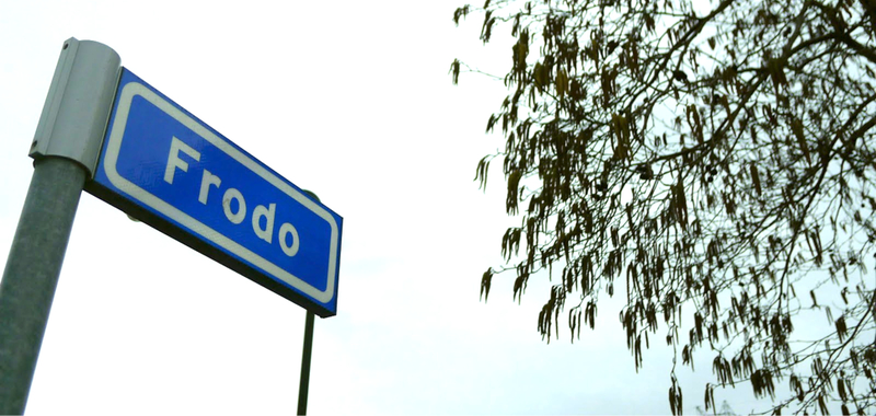 This small Netherlands town has streets named after Tolkien characters