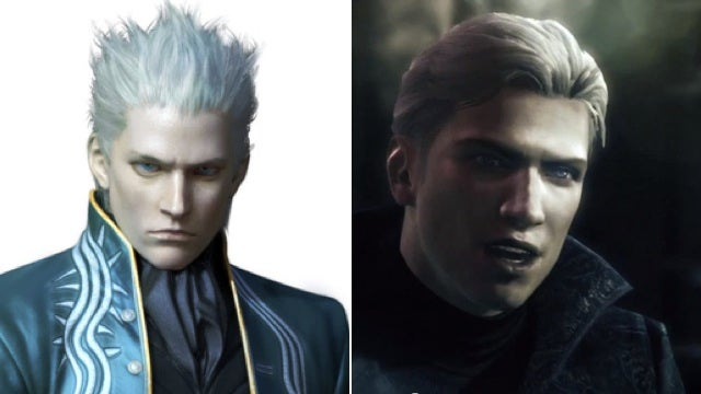 Vergil Looks Different in this DMC Trailer