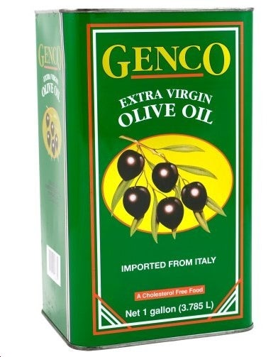 Is Your 'Extra Virgin' Olive Oil Really a Whore?