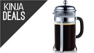 $9 Gets You Better Coffee With This French Press
