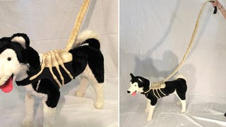 Your Dog Will Never Appreciate How Great This <em>Alien</em> Facehugger Leash Is