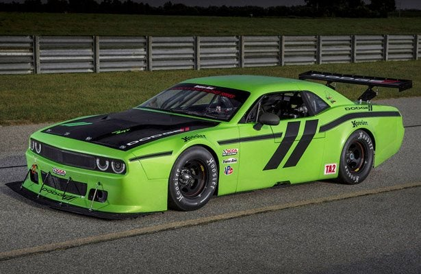 Dodge, Tommy Kendall return to Trans-Am