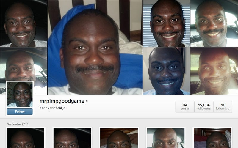 The Instagram Account to End All Instagram Accounts