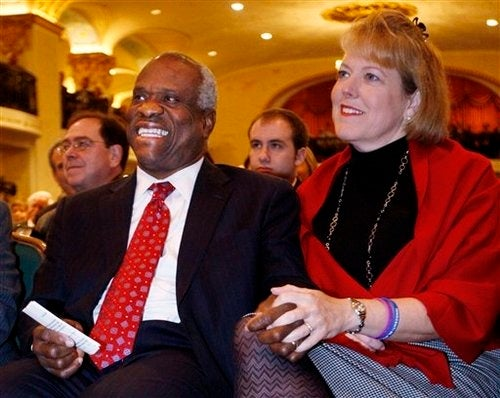 Three Reasons it's Fine That Justice Thomas' Wife is a Tea Partyer