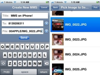 iPhone 3G Getting MMS Support?