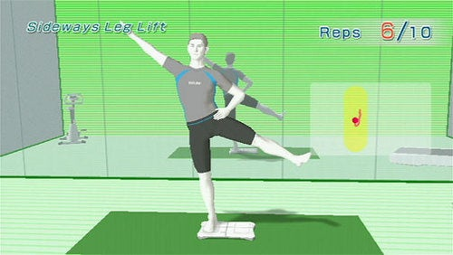 Wii Fit Examined As A Concussion Rehab Tool In College Football