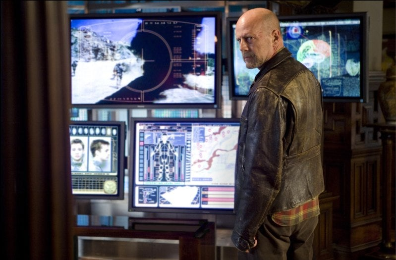 Bruce Willis Is Back, And Ready To Kick Some Robot Ass