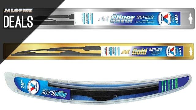 Deals: Ultra-Cheap Wiper Blades, Cup Holder Inverter, Target Sale