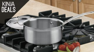 This Popular Small Saucepan is a Great Investment at $40