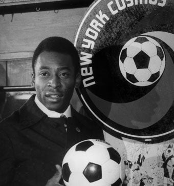Soccer Historian Keeps Long-Abandoned Hope Alive