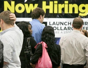 Unemployment Claims At Highest Level In Nine Months