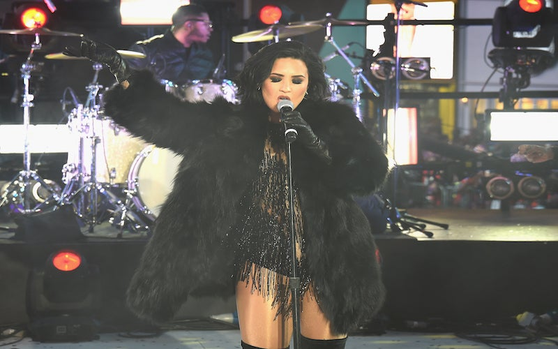 Demi Lovato Defends Kesha; Is 'Ready for Self-Proclaimed Masculists to Start Speaking Out'