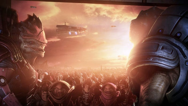 Listen To The London Philharmonic Perform An Emotional Mass Effect 3 Theme