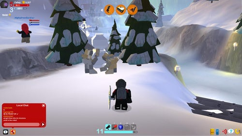 LEGO Universe MMO Log Three: A Dark Hero Rises