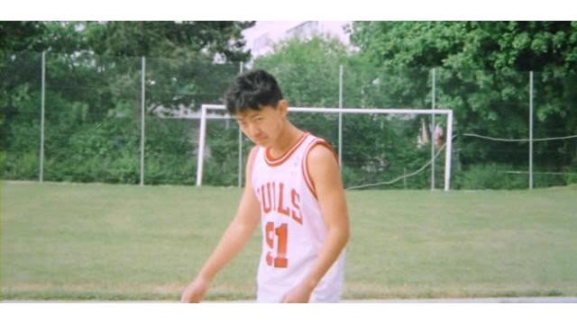 Does This Photo of Kim Jong Un's Brother Wearing a Dennis Rodman Jersey In The 90s Herald a New Era of World Peace? (UPDATE)