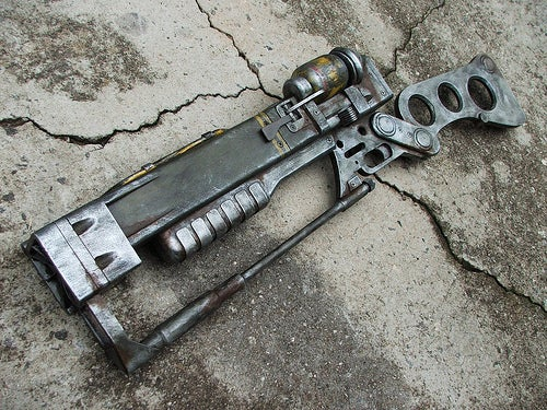 Fan-Made Fallout 3 Rifle Would Survive The Apocalypse