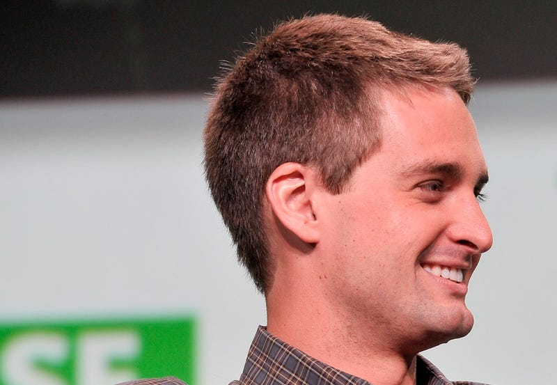 Snapchat's Creator: Another Spoiled L.A. Brat