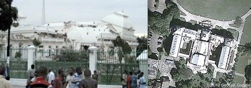 Google Earth's Updated Haiti Maps Horrify, Help