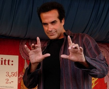 David Copperfield Probably Not a Rapist After All