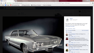Buick's latest Facebook FAIL