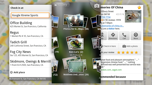 Remains of the Day: Latest Google Maps for Android Update Adds Photo Uploads, My Places