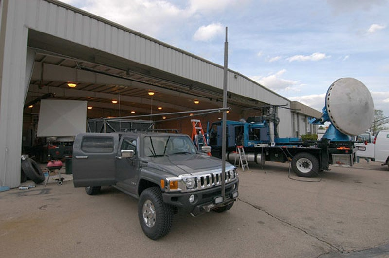 Hummer H3T Tornado Storm Chaser: Less Bill Paxton, More Awesome