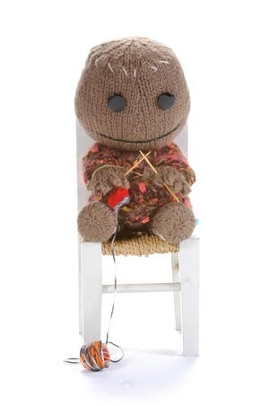 Sackboy Pattern In UK's Leading Knitting Magazine