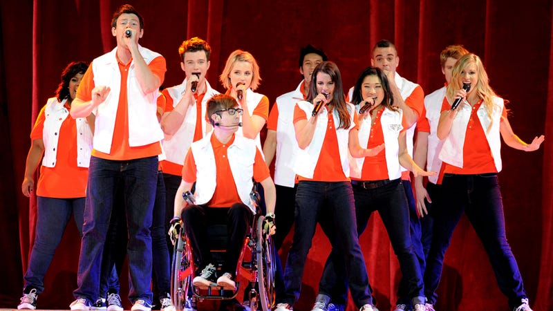 Glee to Lose Three Major Stars After Season Three