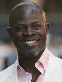 Djimon Honsou Is Packing It In For Calvin Klein