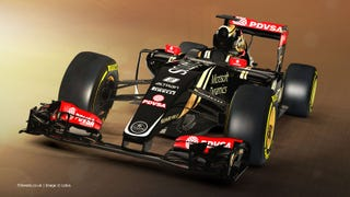 Lotus E23: Here it is