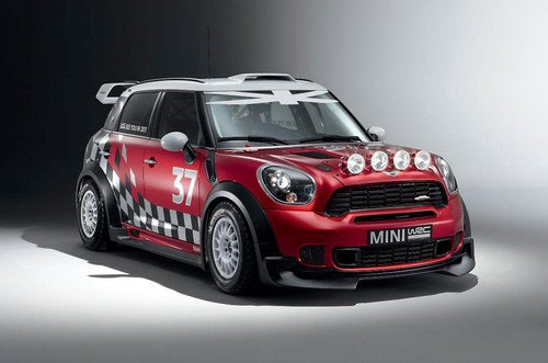 Mini WRC Races Like It's 1965