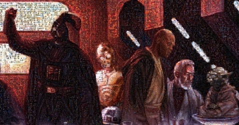 Finally, Luke Skywalker's Jesus Qualities Are Recognized
