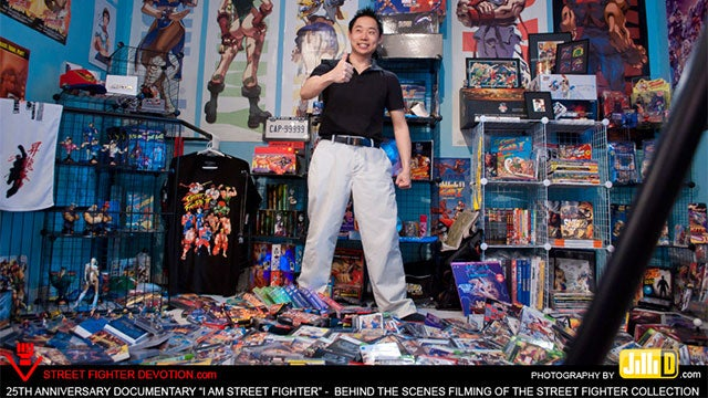Sir, Your Street Fighter Collection Is An Inspiration To Us All
