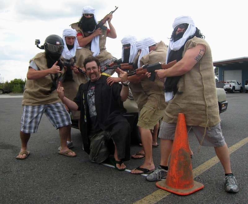 Team Cajun Jihad Makes Big Impression On Infidel Judges, Chances For World Peace Set Back Decades