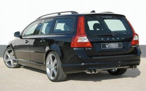 Heico Sportiv's Tuner Volvo V70 and XC70