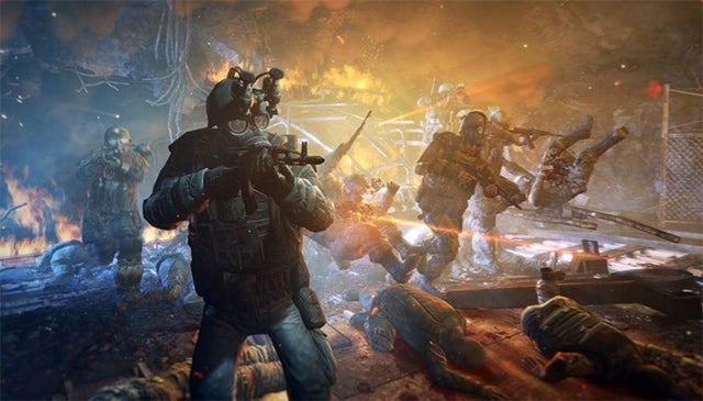 Thank You, Metro: Last Light, For Not Shipping With Multiplayer